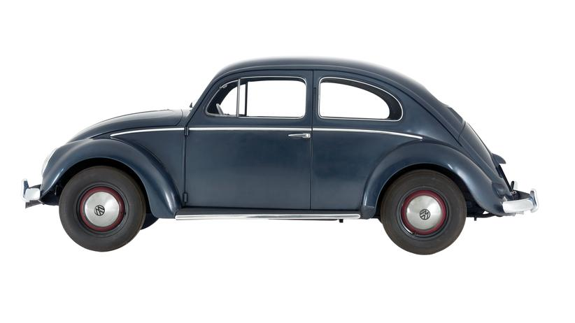 "Ausstellung ""Germany – Memories of a Nation"": Der VW Käfer Export Type 1 von 1953"