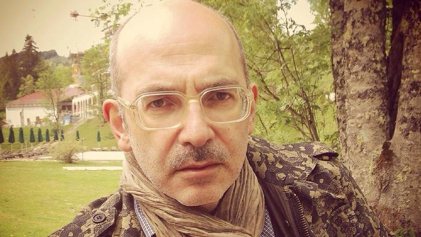Maxim Biller Antisemiten Sind Mir Egal Zeit Online