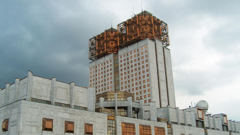 Kultur, Akademie der Wissenschaften, Akademie der Wissenschaften, Moskau, Russland, Andrej Sacharow, Sowjetunion, USA
