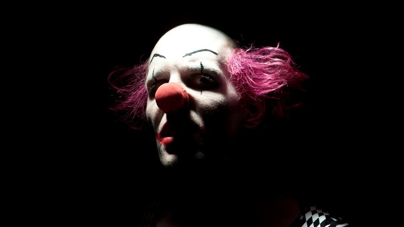 Clowns: Die Grimasse des Realen