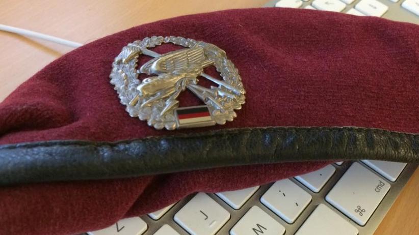 Bundeswehr-Showroom: Machen wir uns nichts vor