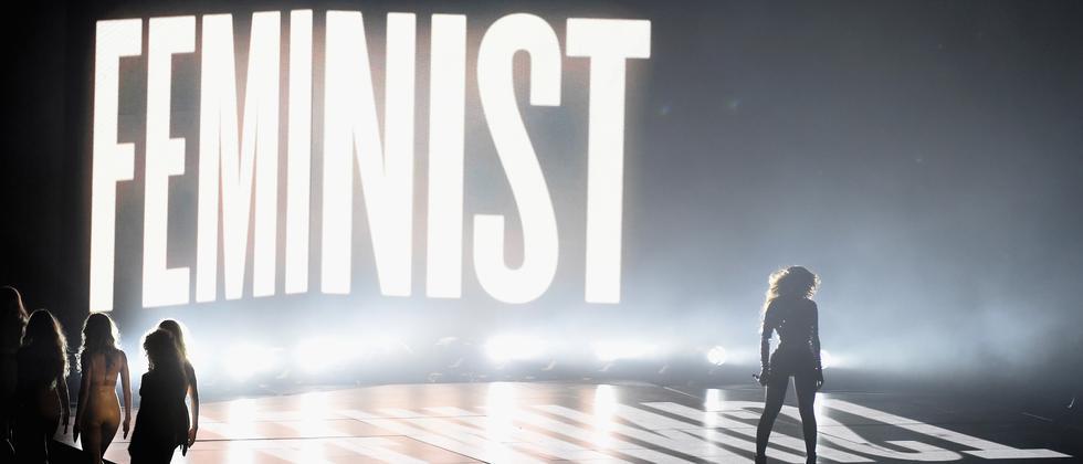 Feminismus Frauenquote Geschlechterkampf Beyonce Feminist