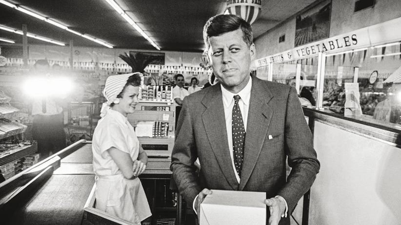 John F. Kennedy: Für den Kaffeetisch lupenreiner Demokraten