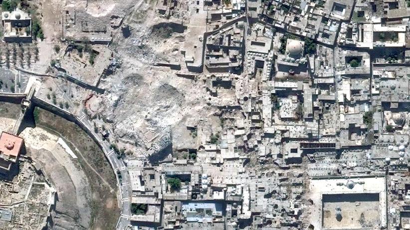 Syrien Kulturstätten Kulturerbe