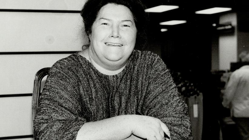 """""""Die Dornenvögel"""": Die australische Schriftstellerin Colleen McCullough (Archiv)"""