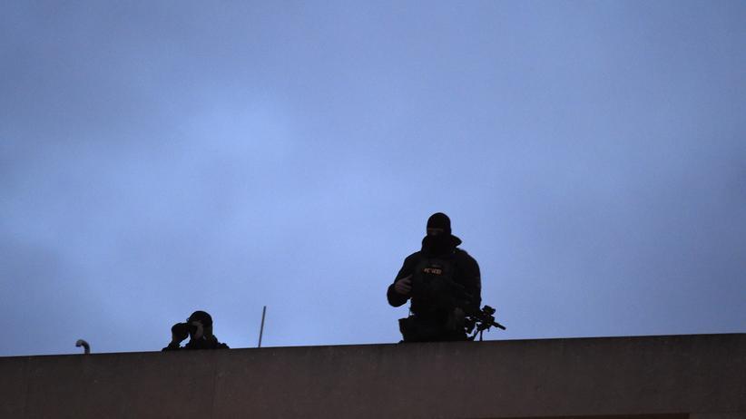 Terrorismus: Die Sehnsucht nach dem Feind