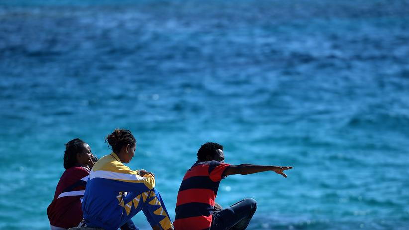 "Flüchtlinge: ""Lampedusa muss man selbst erfahren"""