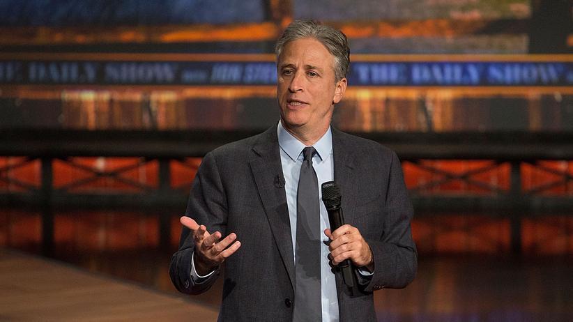 Jon Stewart: Botschafter des besseren Amerika