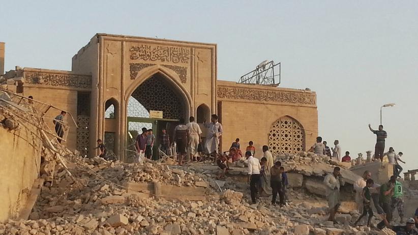 Zerstörtes Weltkulturerbe: Kultur, Zerstörtes Weltkulturerbe, Islamischer Staat, Archäologie, Unesco-Weltkulturerbe, Irak, Syrien, Unesco