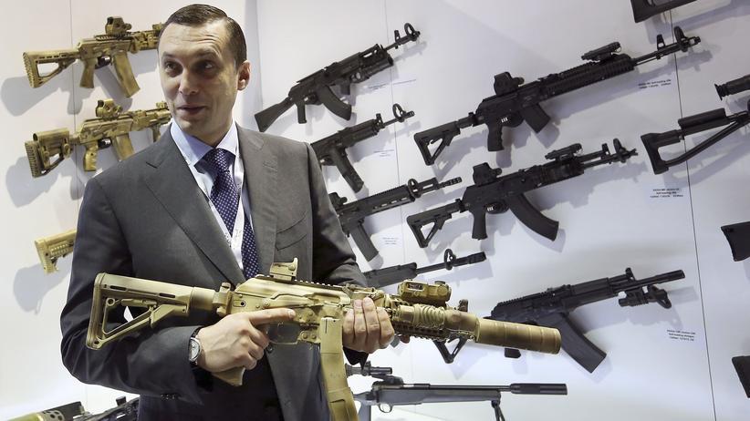 Waffen: Die Kalaschnikow