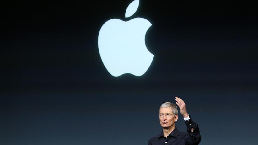 Der Zeremonienmeister des gegenwärtigen Tech-Adventismus: Apple-CEO Tim Cook