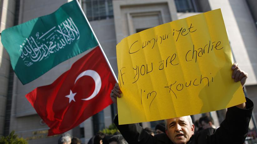 Satire im Islam: Religion schlägt Meinungsfreiheit