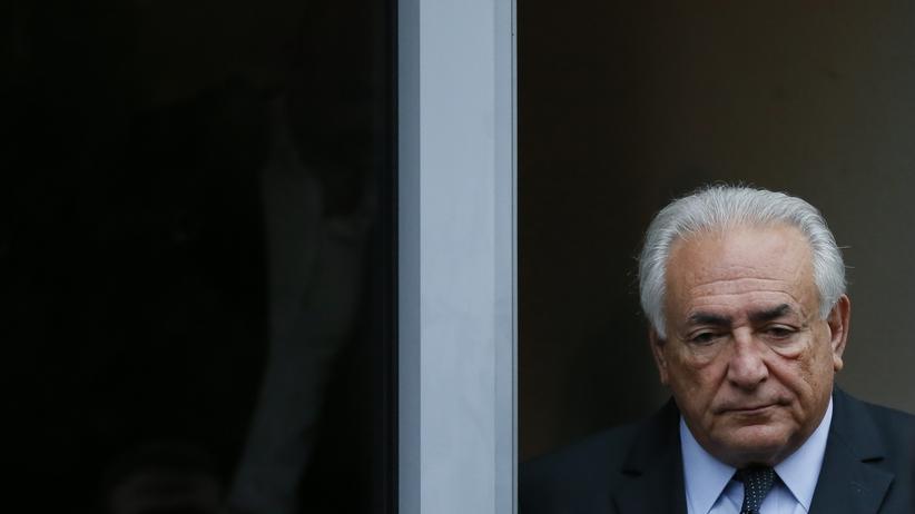 Wäre fast Präsidentschaftskandidat geworden: Dominique Strauss-Kahn