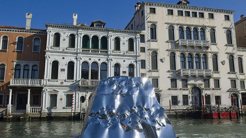 Biennale Venedig: Feier des Untergangs