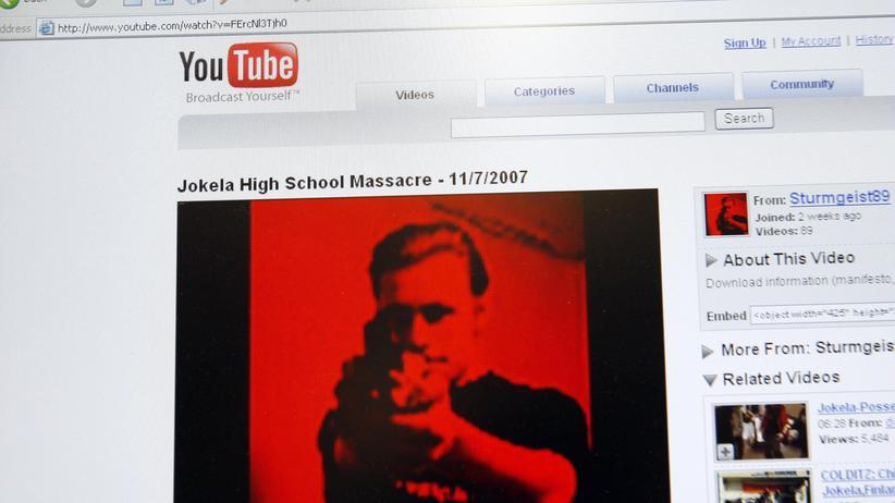 Gewalt auf YouTube