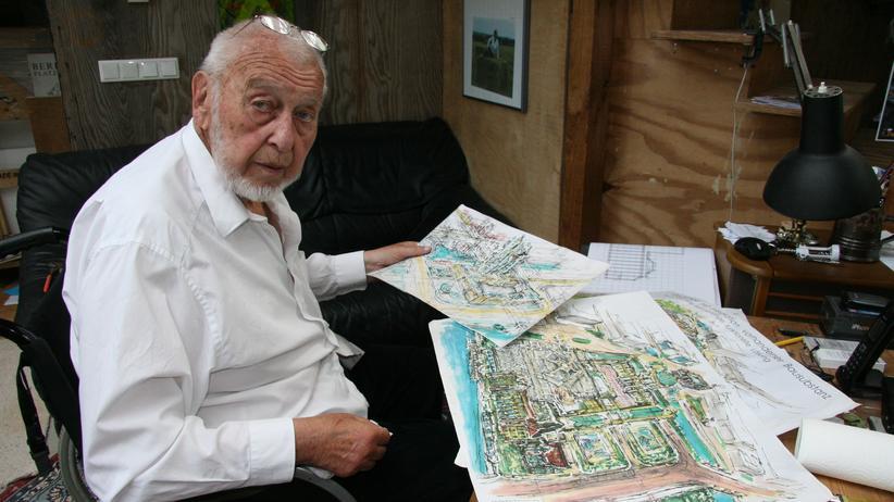 Kultur, Palast-Architekt Manfred Prasser