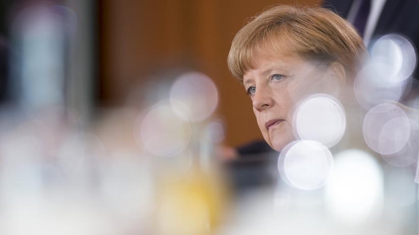 Bundeskanzlerin: Angela Merkel im Juli 2015 in Berlin