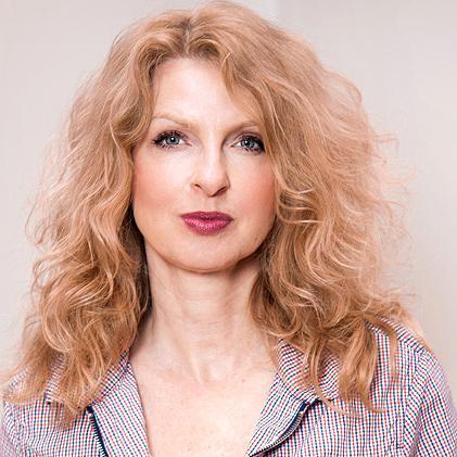 """Heike-Melba Fendel ist Autorin und Inhaberin der Künstler- und Veranstaltungsagentur Barbarella Entertainment. Sie lebt in Köln und Berlin. Sie ist Mitglied der Redaktion von """"10 nach 8""""."""