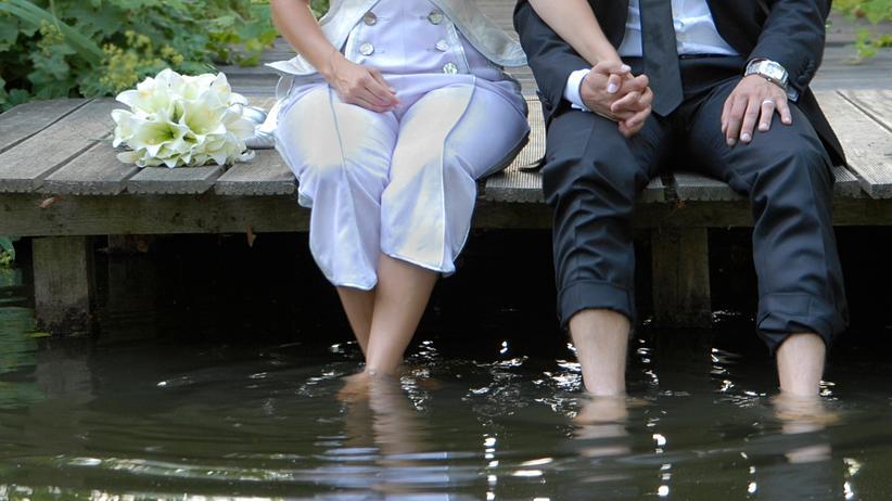 Ehe: Geld oder Liebe!