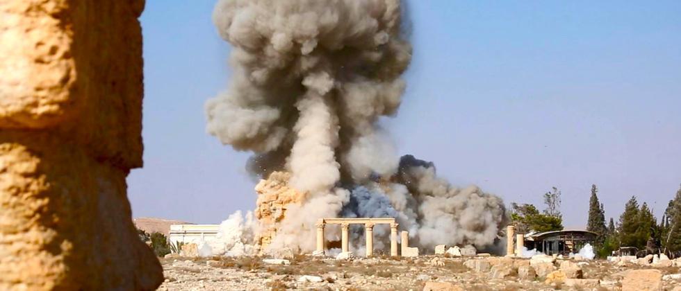 Palmyra Islamischer Staat Terrormiliz
