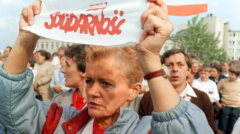 Solidarność: Der romantische Mythos vom Siegeszug der Arbeiter