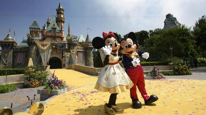 Disneyland: Die Welt trägt Mauseohren