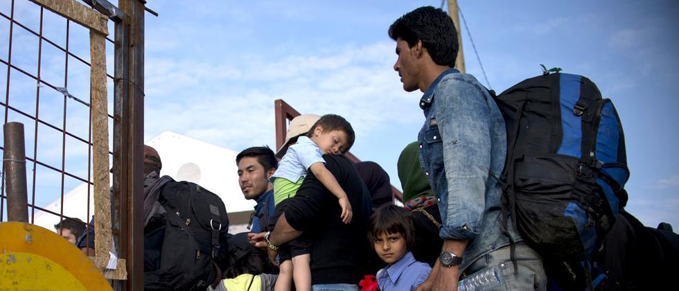 Flüchtlinge: Wenn die Utopie explodiert