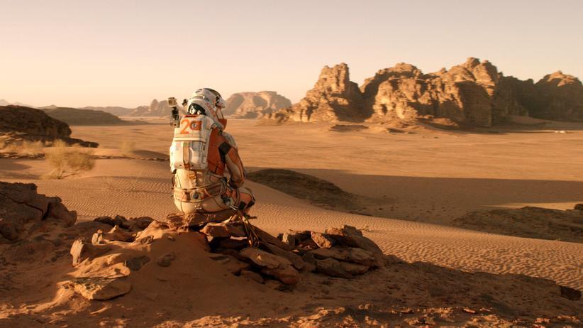 Kultur, Science Fiction, Literatur, Weltall, Mars, Nasa, Planet, Frank Schirrmacher, Kurt Waldheim, Buch, Enzyklopädie