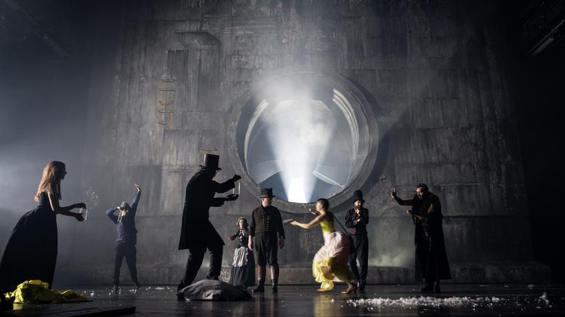 """""""Pfisters Mühle"""" in der Regie von Armin Petras am Stuttgarter Staatstheater © JU_OSTKREUZ"""