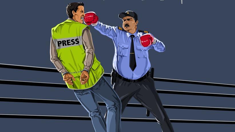 Karikaturen: Je suis Caricaturiste