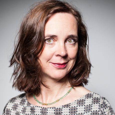 Marion Detjen Portrait