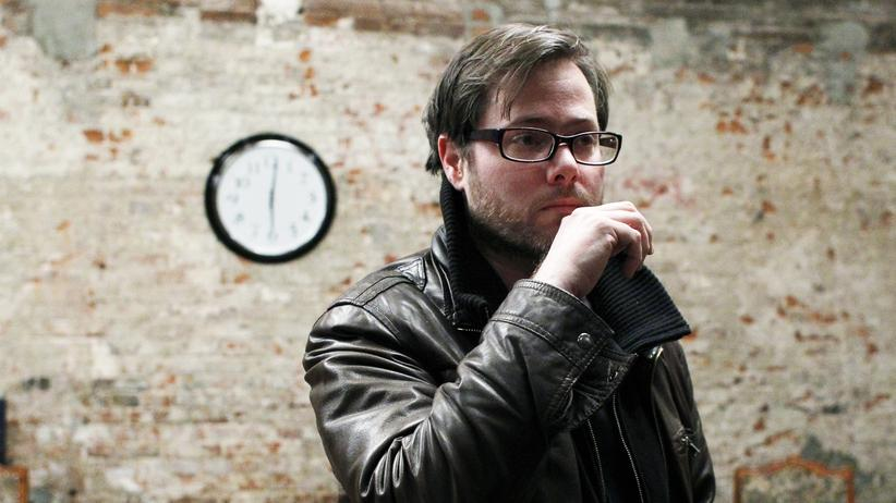 Der Regisseur Milo Rau