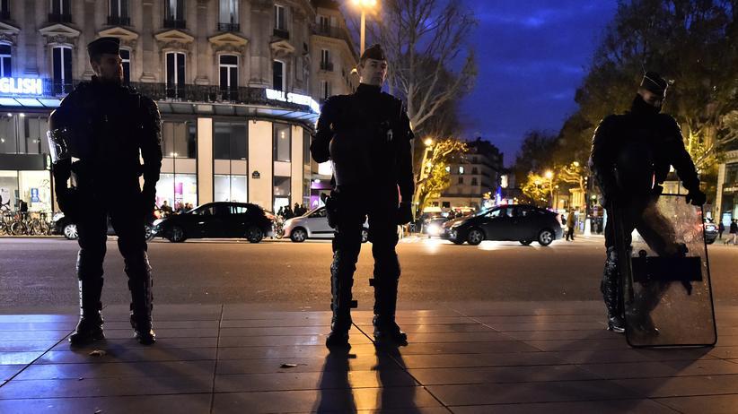 Terrorismus: Störung unter der Kuppel