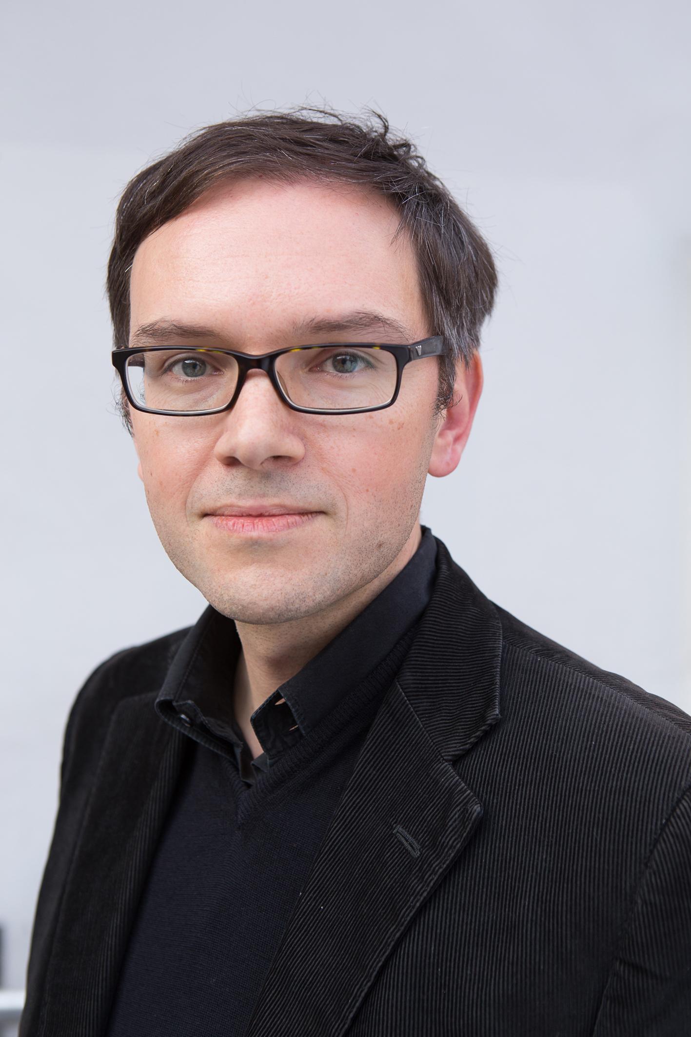 Der Verleger Andreas Rötzer