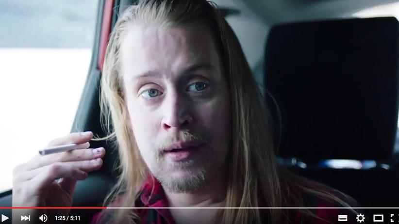 Macaulay Culkin: Kevin – Zu zweit im Taxi