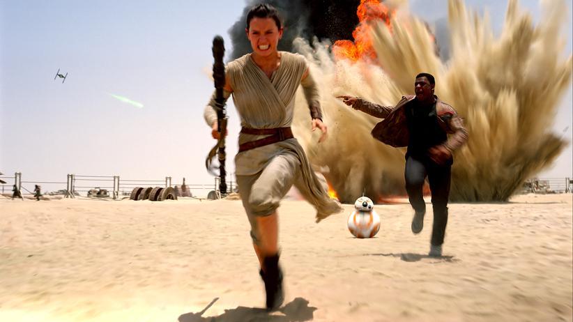 """""""Star Wars"""": Die Macht ist mit ihr"""
