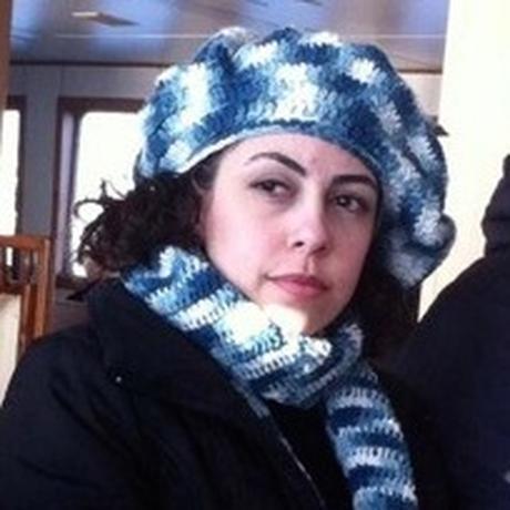 """Syrische Geflüchtete: Dima al-Bitar Kalaji ist eine freie syrische Journalistin, die seit 2013 in Berlin lebt. Sie arbeitet für Radio SouriaLi und schreibt ein Blog über Schwangerschaft für arabische Frauen in Berlin. Sie ist Gastautorin von """"10 nach 8""""."""