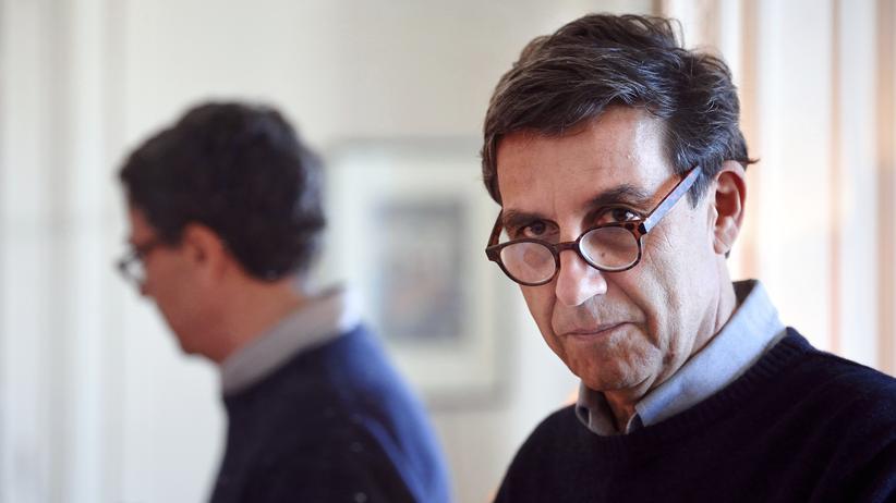 """""""Charlie Hebdo"""": Emmanuel Todd, 1951 geboren. Sein jüngstes Buch: """"Wer ist Charlie? Die Anschläge von Paris und die Verlogenheit des Westens"""", Verlag C.H. Beck"""
