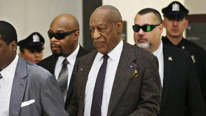 Missbrauchsvorwürfe: US-Gericht lässt Anklage gegen Bill Cosby zu