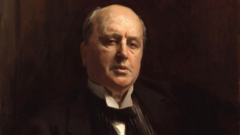 Henry James: Der Schriftsteller Henry James (1843 - 1916)