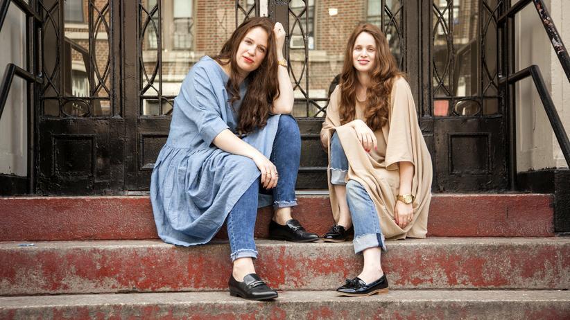 Modest Clothing: Die Schwägerinnen Mimi Hecht und Mushki Notik aus New York