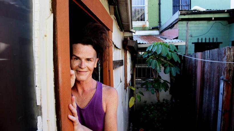 Gendern: Weder Mann noch Frau: Norrie May-Welby (54) erstritt sich 2014 in Australien das Recht aufs X.