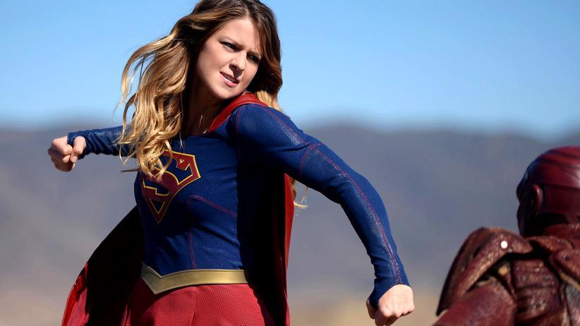 """""""Supergirl"""": Melissa Benoist als """"Supergirl"""""""