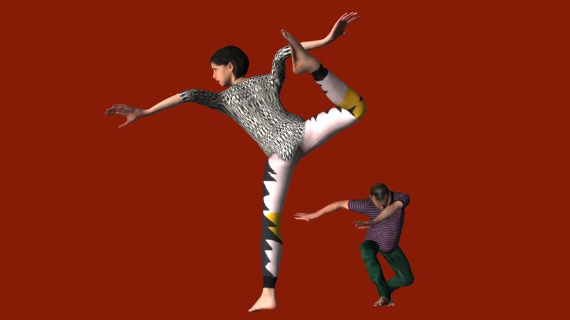 """Tanzfestival """"Steps"""": Ein Schritt voran"""