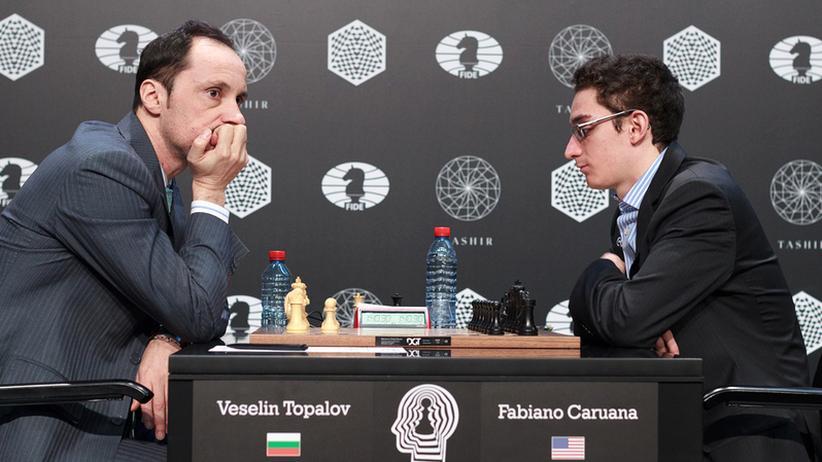 Schach: Es klappt. Es klappt fast.