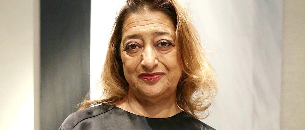 Zahah Hadid Architektin Nachruf Porträt