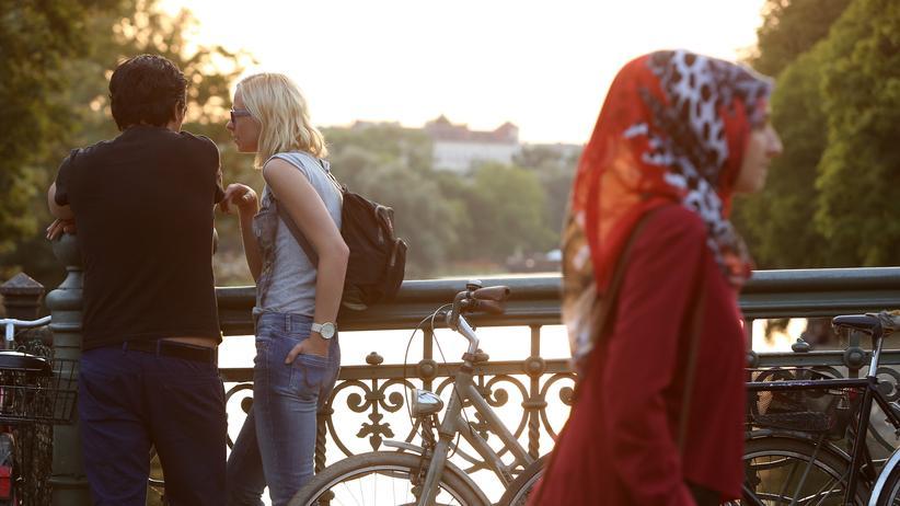 Flüchtlinge: Freundschaft als Nährboden