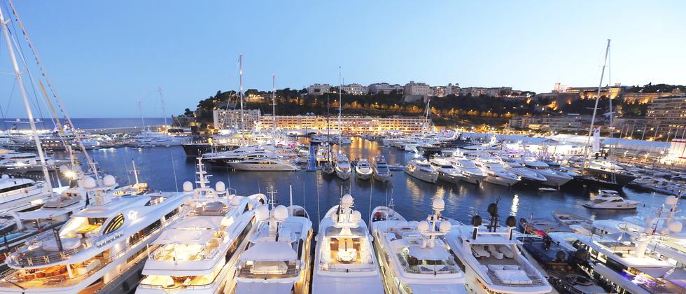 Luxus Vermögen Steuern Monaco Yacht