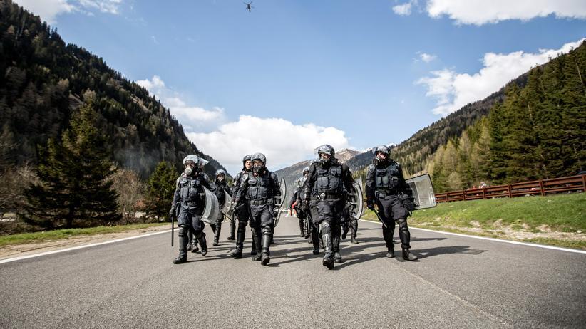 Österreich: Sie haben halt Angst