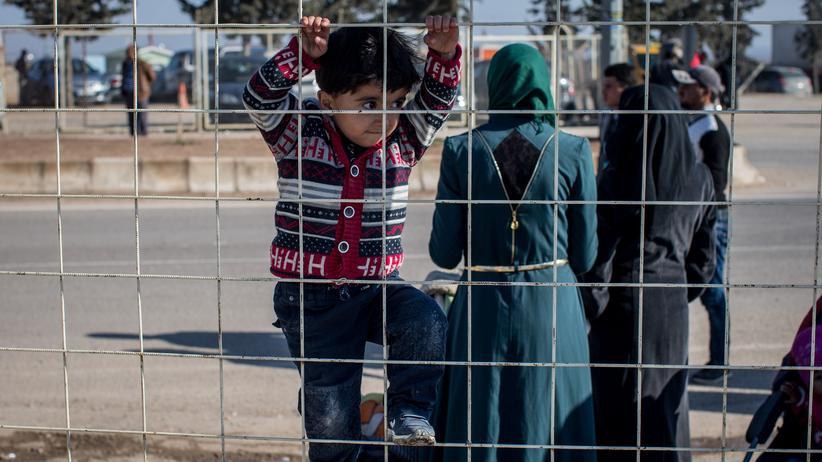 Türkei: Im Flüchtlingslager von Kilis an der türkischen Grenze zu Syrien